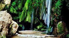 Ağlayan Kaya Şelalesi