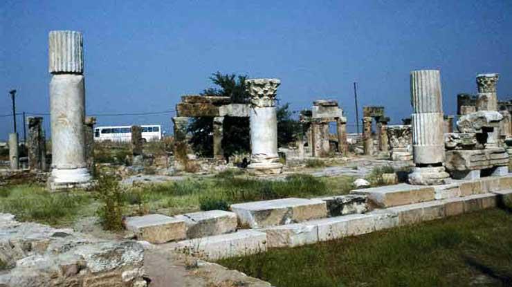 Hierapolis Agora
