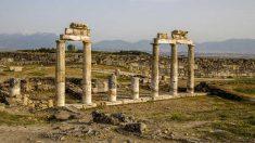 Hierapolis Antik Kent Yapıları
