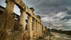 Hierapolis Frontinus Caddesi