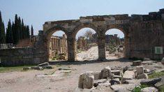 Hierapolis Frontinus Kapısı