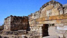 Hierapolis Güney Bizans Kapısı