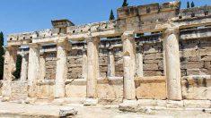 Hierapolis Latrina