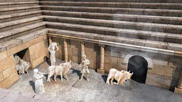 Hierapolis Ploutonium