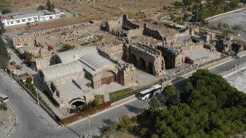 Hierapolis Roma Hamamı