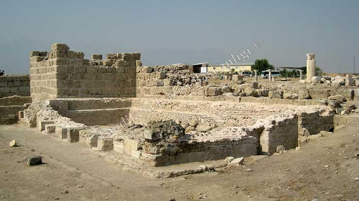Doğu Bizans Nymphaeumu
