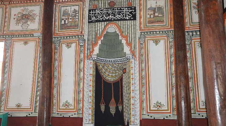 Yazır Camii