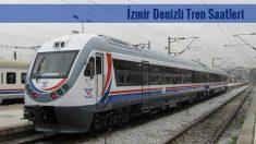 İzmir Denizli Tren Saatleri